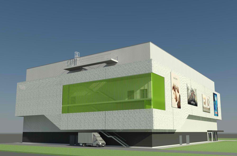 Kako će izgledati novi bioskop u tržnom centru BIG