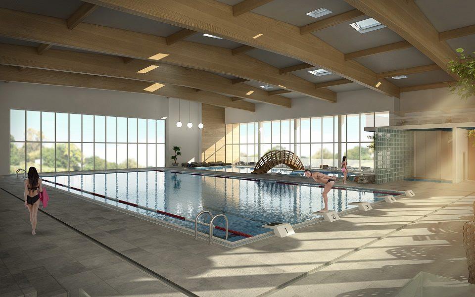 Kako će izgledati zatvoren bazen u Sremskoj Mitrovici