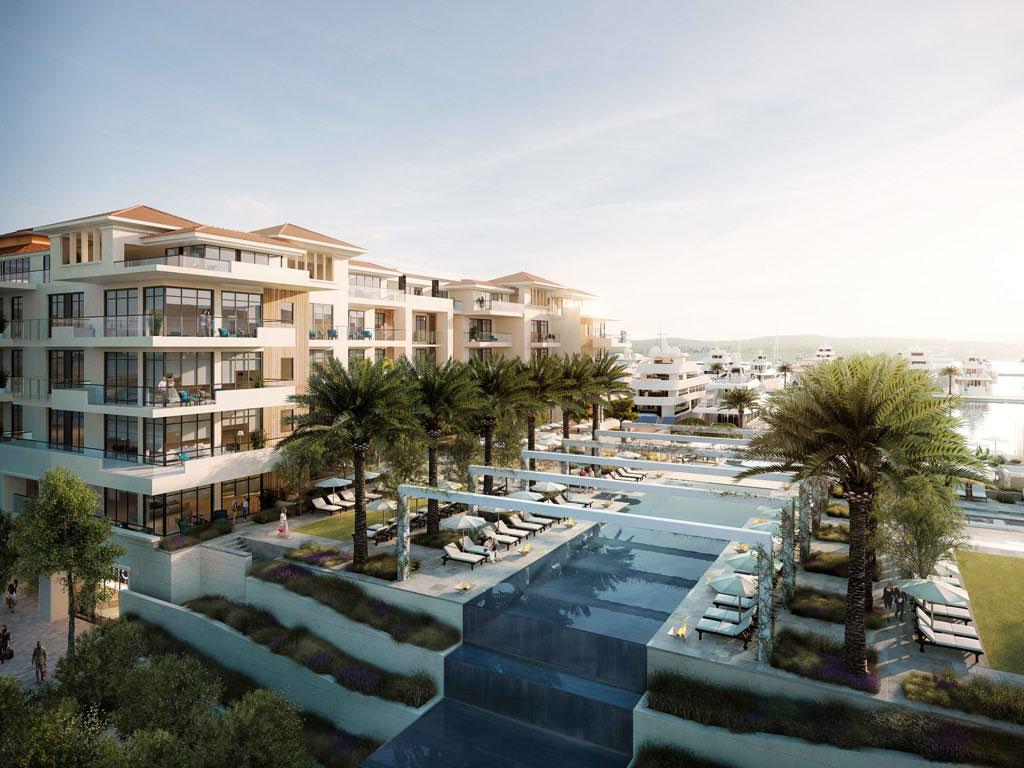 Kako će izgledati Regent Hotel Residences u Porto Montenegru