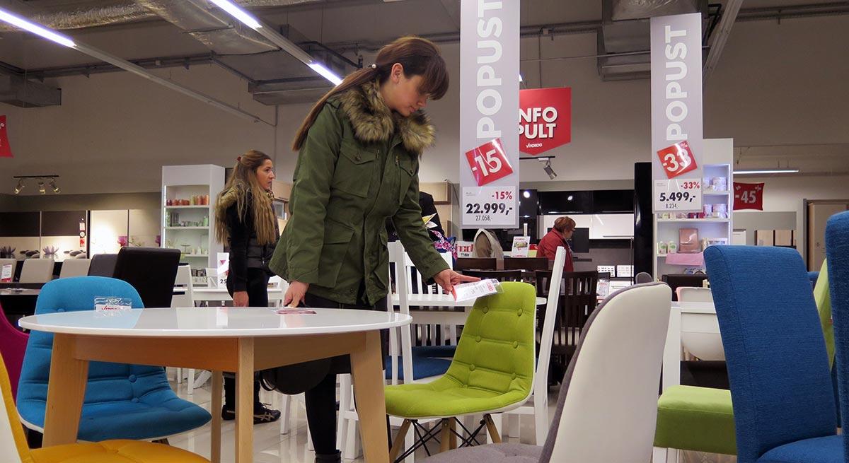 U šoping s arhitektom: Biramo najbolje stolice u domaćim salonima
