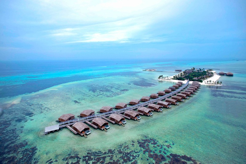 Luksuzno odmaralište napajano solarnim panelima