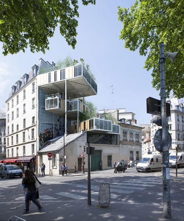 Nova arhitektura Pariza 01
