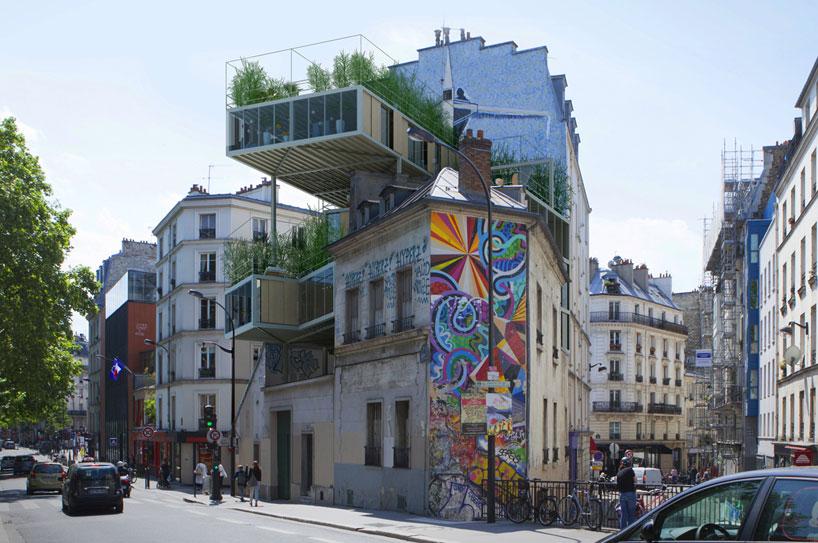 Ovako će izgledati nadogradnje u Parizu