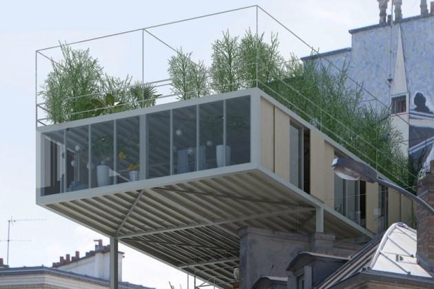Nova arhitektura Pariza 07