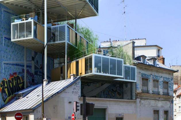 Nova arhitektura Pariza