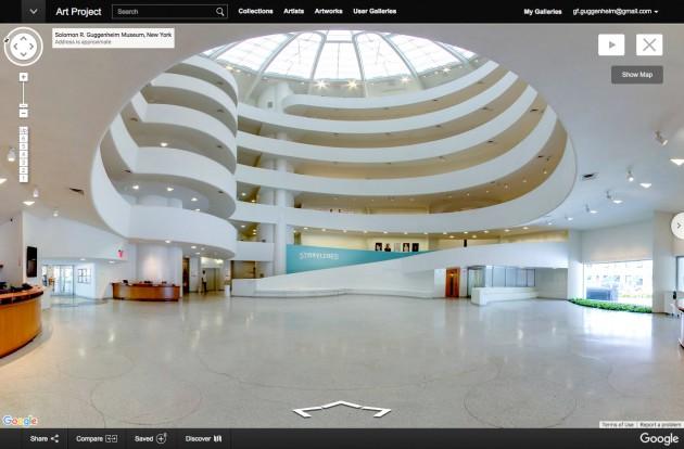 Setnja kroz Guggenheim 02