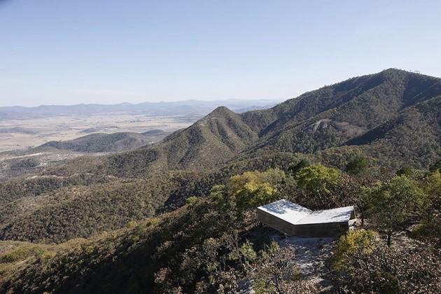 las cruces pilgrim lookout point, 2010