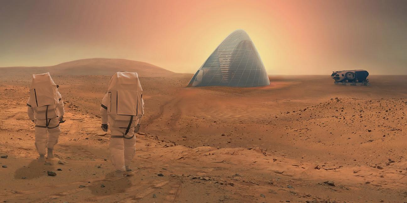 Ovakvim betonom ćemo graditi objekte na Marsu