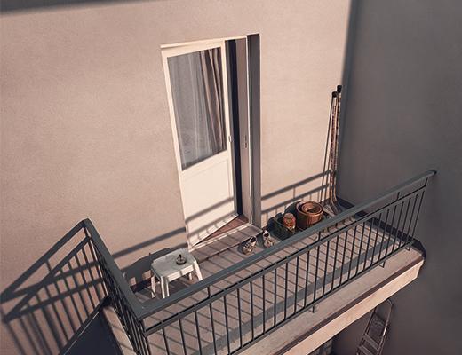 sredjivanje balkona