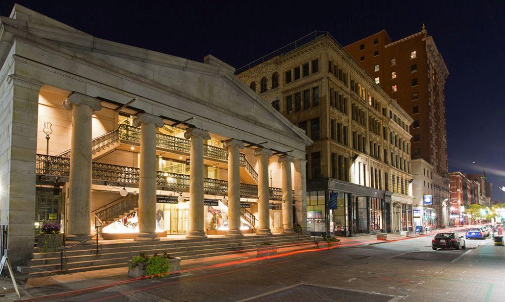 Najstariji tržni centar u SAD pretvoren u stambeni objekat