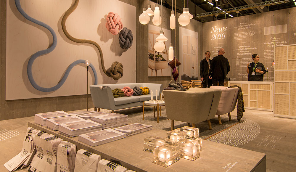Pogledajte našu reportažu sa Stockholm Furniture Fair 2016.