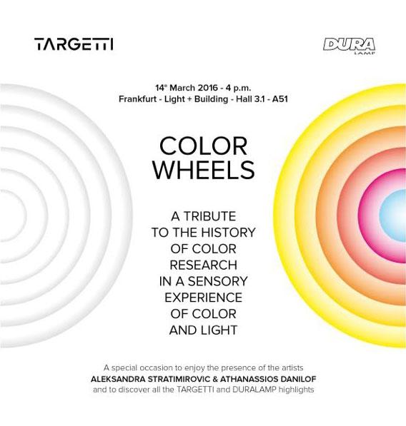 Točkovi boja: Instalacija Aleksandre Stratimirović u Frankfurtu
