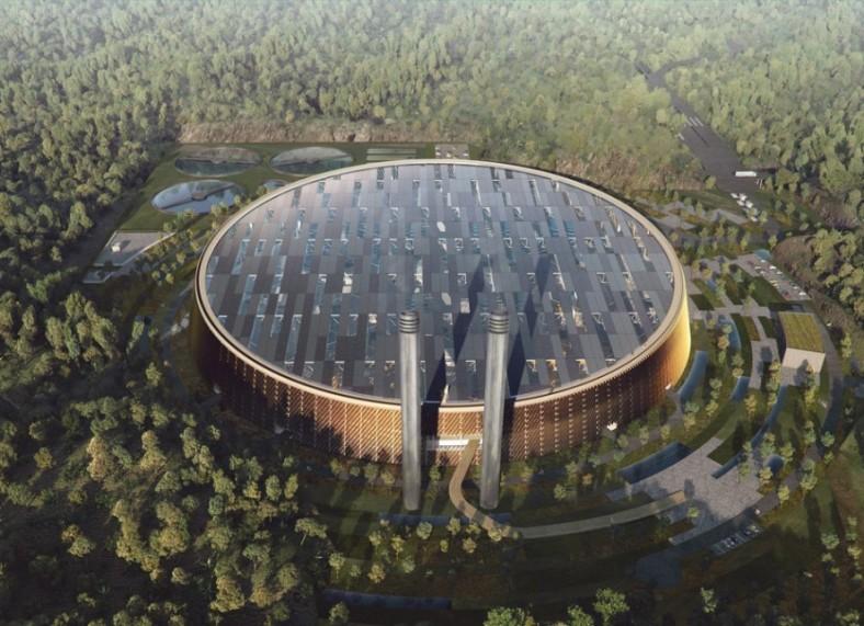 Najveća fabrika za preradu otpada otvara se u Kini