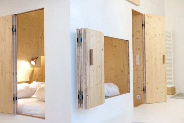 Hotelska soba sa saunom 04