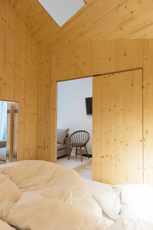 Hotelska soba sa saunom 05