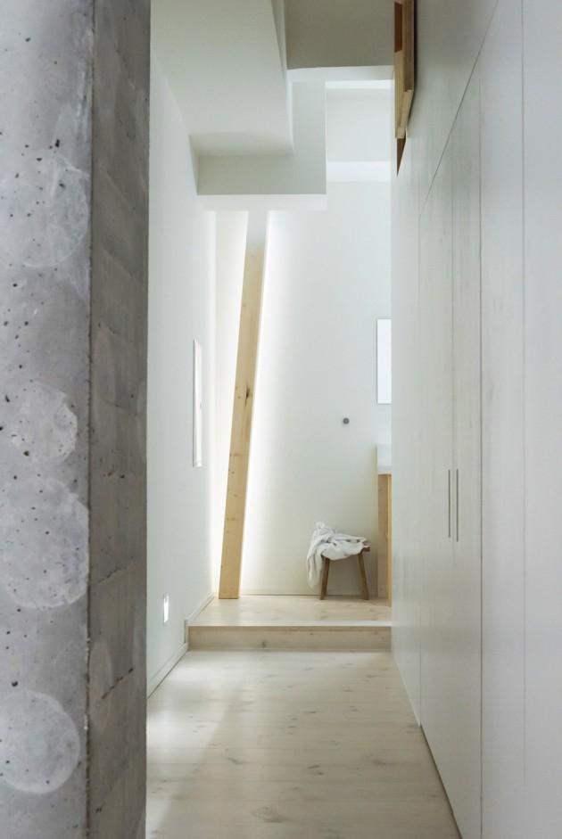 Hotelska soba sa saunom v06