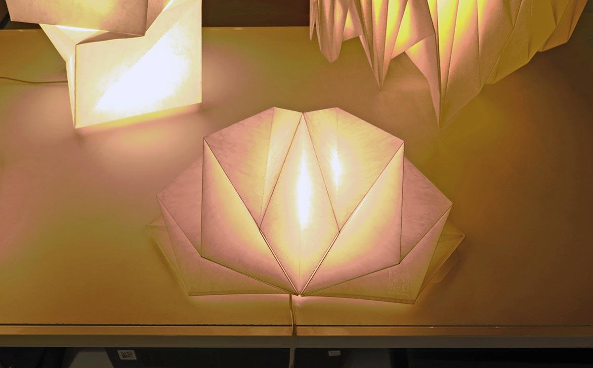 Origami rasveta: Issey Miyake za Artemidu