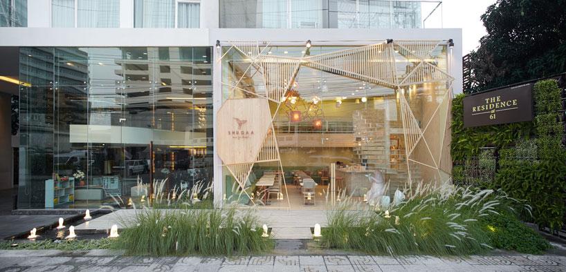 Presladak kafić: Pogledajte enterijer inspirisan šećerom