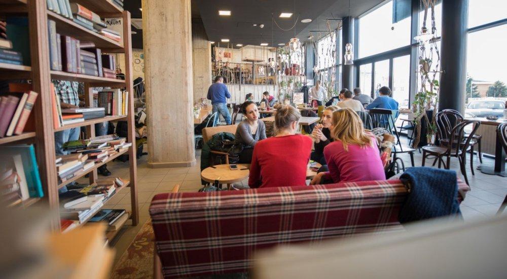 Amfiteatar: Restoran u kojem se osećate Kao Nekad