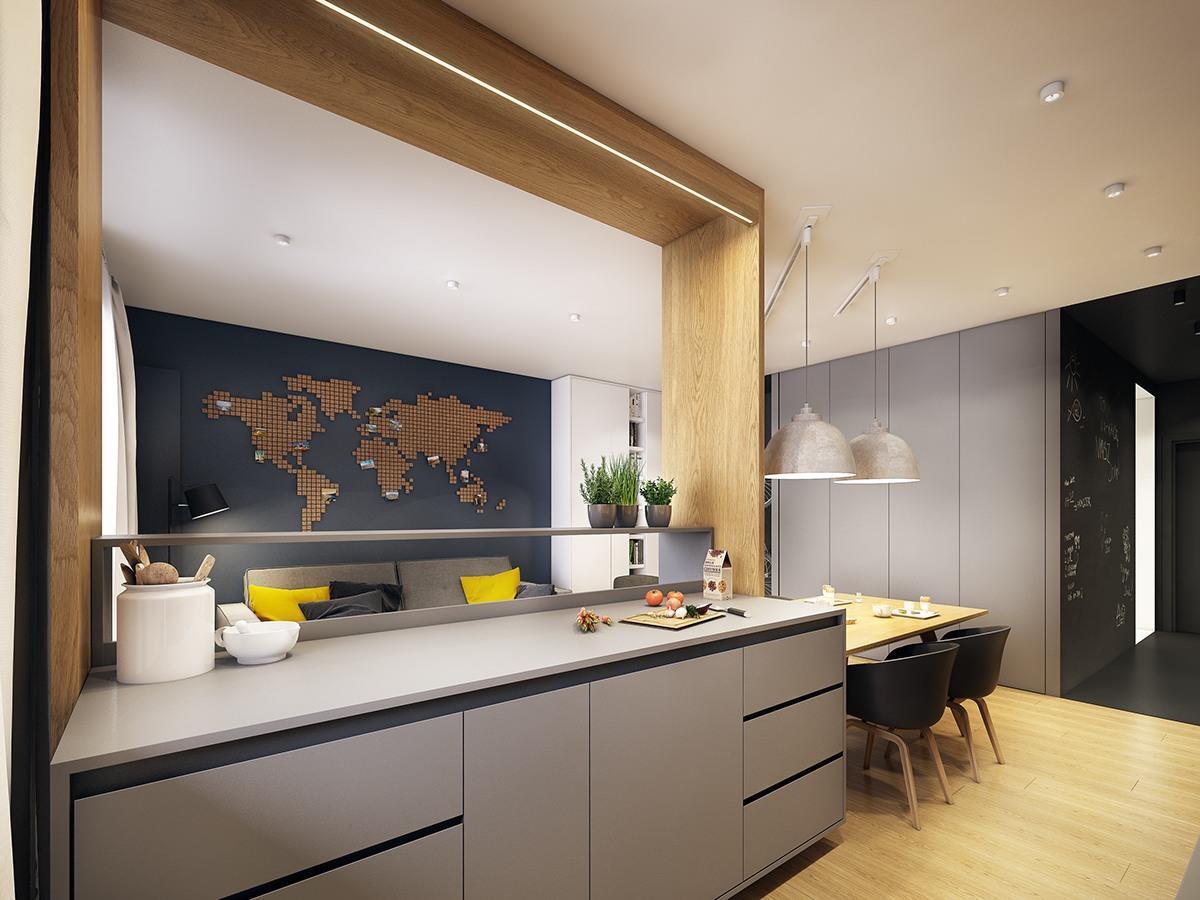enterijer kuhinje