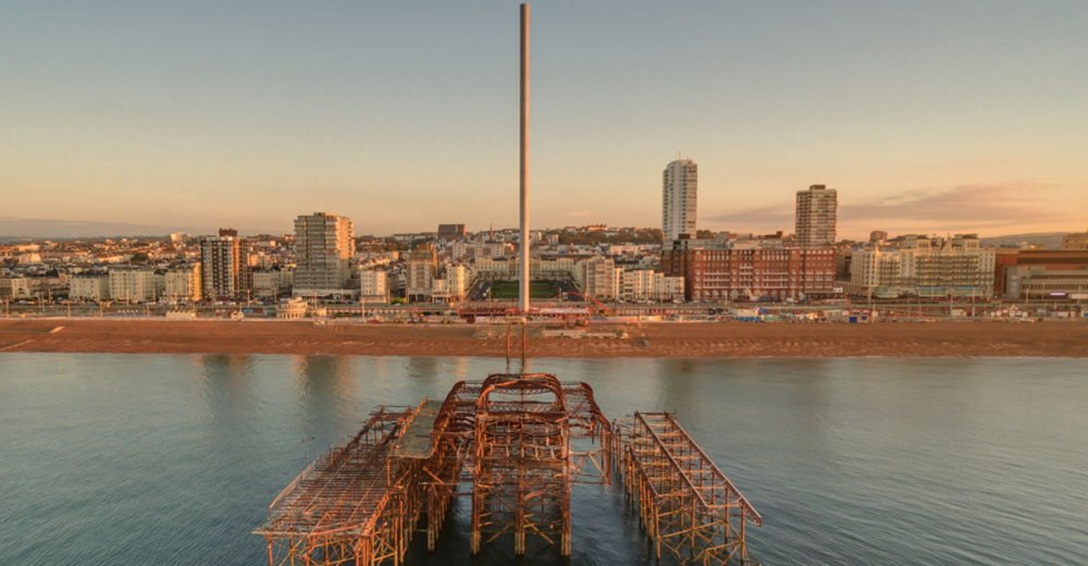 I zgrade su na dijeti: Ovako izgleda najvitkija kula na svetu