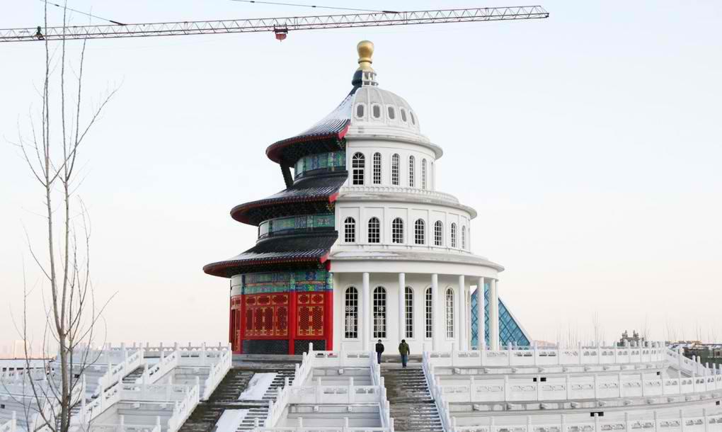 """Kinezi zvanično zabranili izgradnju """"čudnih"""" zgrada"""