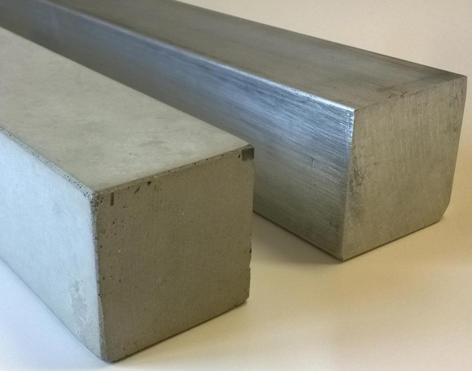 Novi beton s većim modulom elastičnosti od aluminijuma