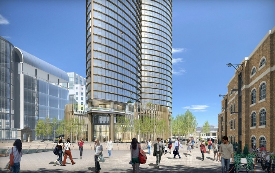 Ovo će biti najviši stambeni objekat u Evropi