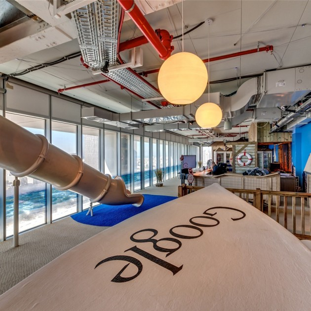 Negativno mišljenje o Google kancelarijama 03
