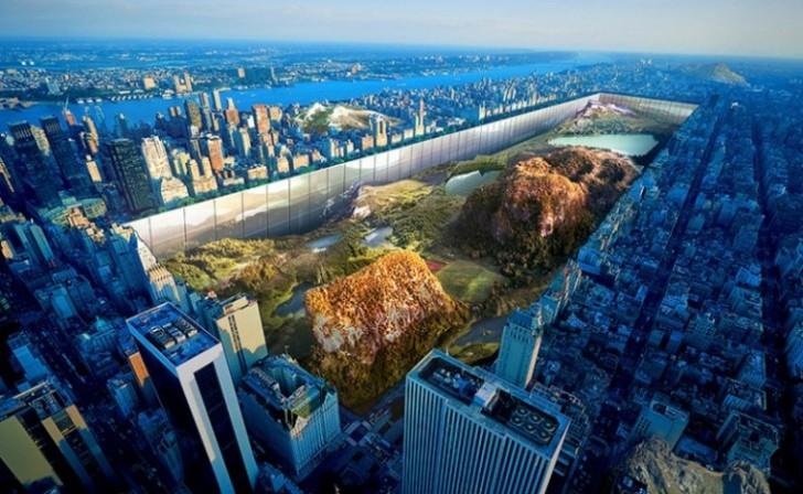 Kako bi izgledao Central Park kada bi se ogradio