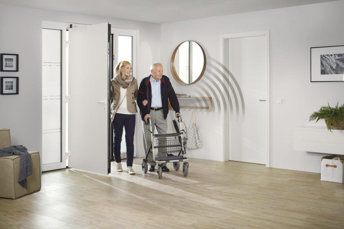Stanovanje bez prepreka: Novi Hörmannov motor PortaMatic za unutrašnja vrata