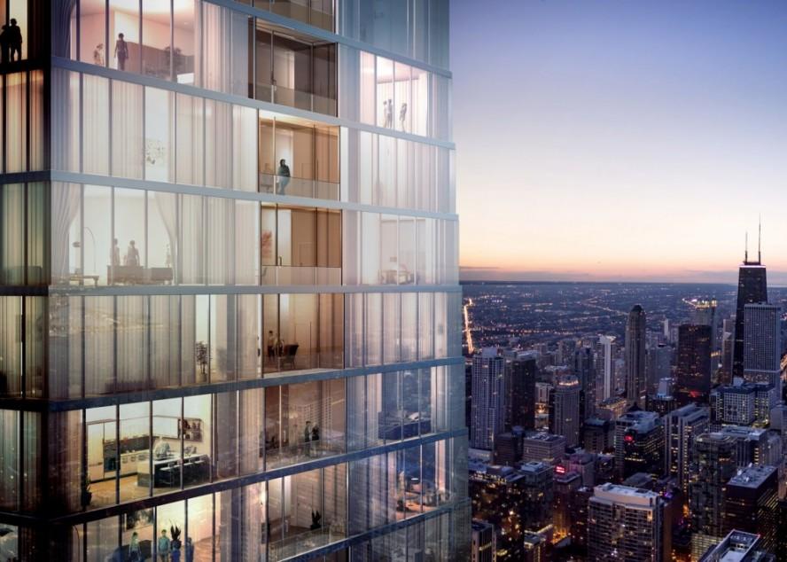 Novi oblakoder Čikaga biće najviša zgrada na svetu koju je projektovala žena