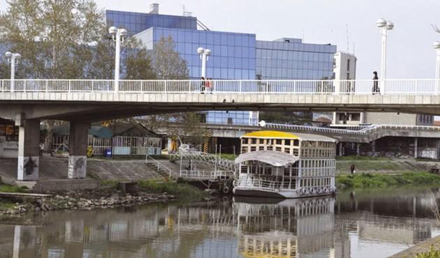 POSLE: Most u Zrenjaninu