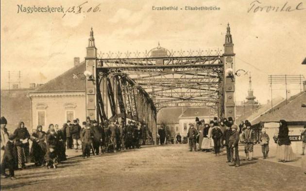 PRE: Most u Zrenjaninu