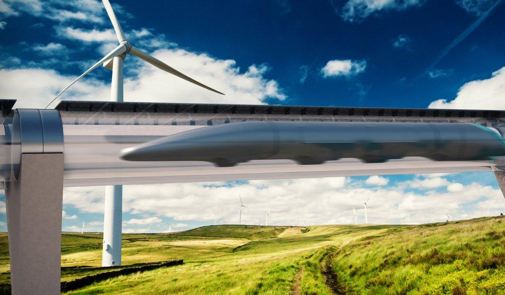 Za 20 minuta od Pešte do Beča: Hyperloop povezuje centralnu Evropu