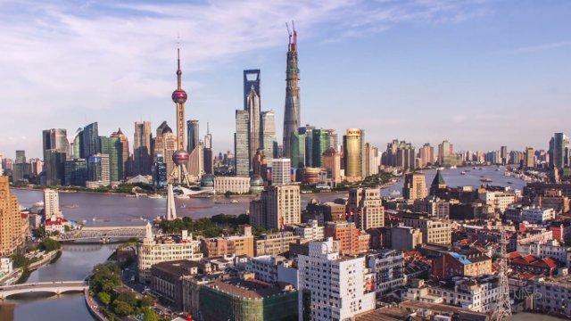 Impresivan video: Ubrzani snimak izgradnje tornja u Šangaju
