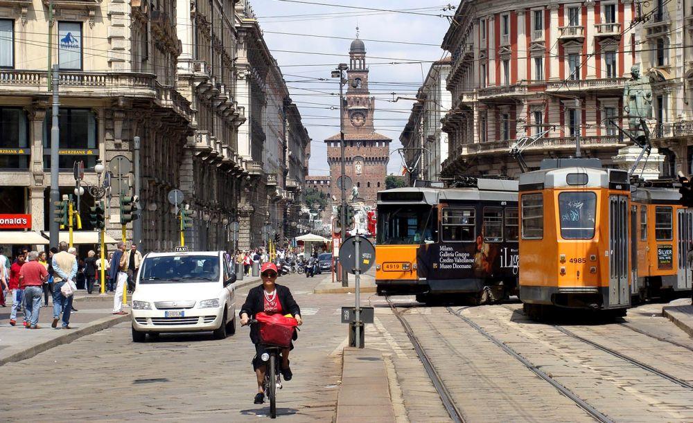 Milaneze će plaćati da na posao idu biciklom kako bi se smanjilo zagađenje