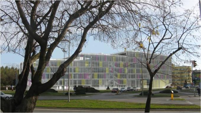 Niče Naučno-tehnološki park u Novom Sadu površine 29 hiljada kvadrata