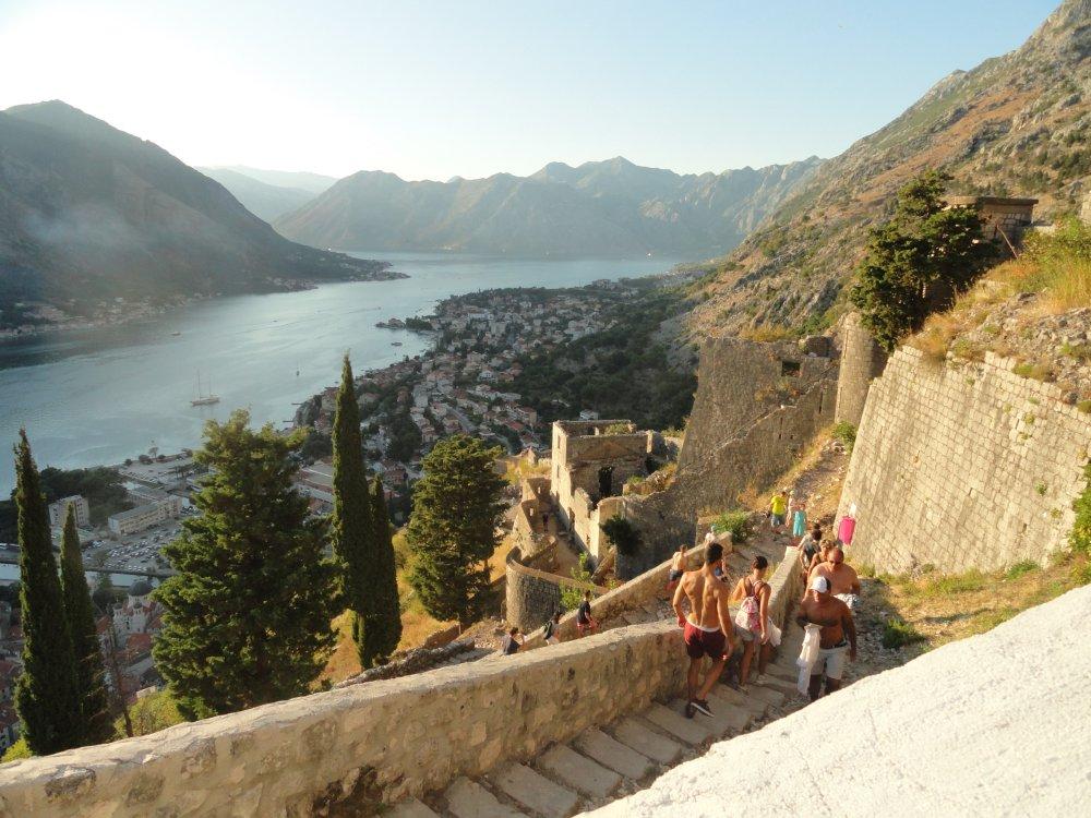 Gradi se žičara koja će spojiti Kotor i tvrđavu Sveti Ivan