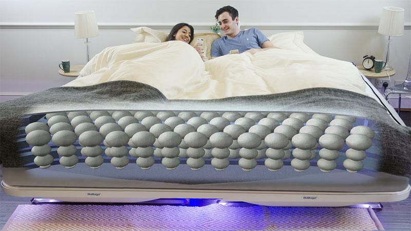 Pametan krevet koji vam ne dozvoljava da hrčete