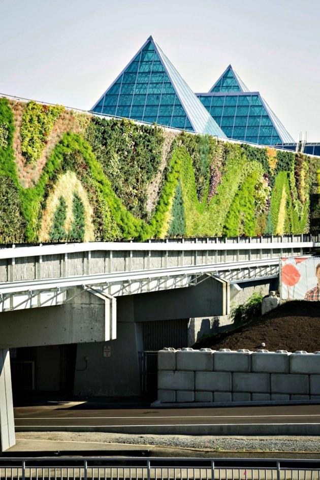 Najveci zeleni zid u Severnoj Americi 01
