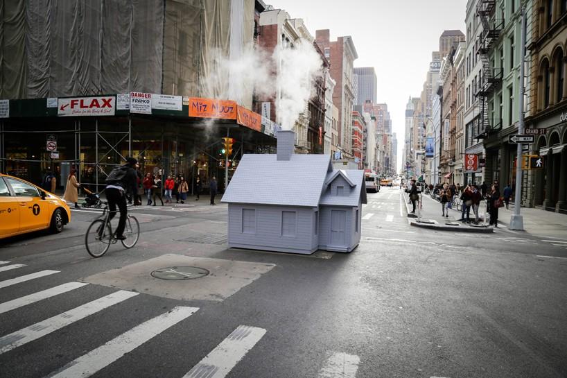 Pogledajte čemu služi kućica koja šeta ulicama Njujorka