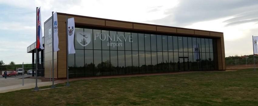 Kako izgleda obnovljen terminal aerodroma Ponikve