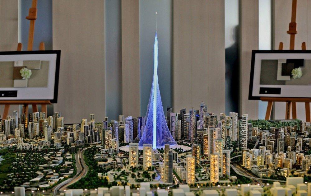Dubai zida novi najviši oblakoder na svetu po Kalatravinom projektu
