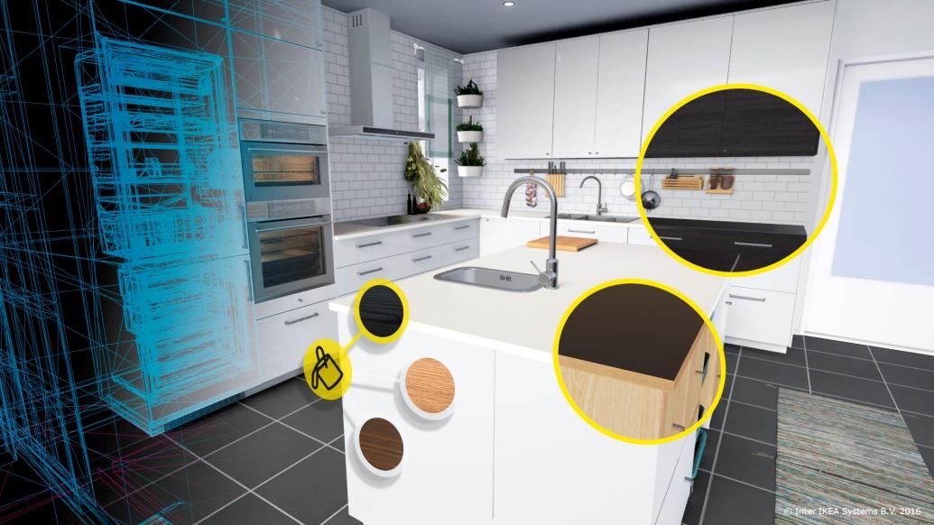 Osmislite savršenu kuhinju u virtuelnoj realnosti