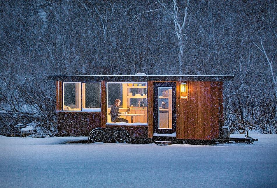 Kuća putujaća: Potpuno opremljeni domovi na točkovima