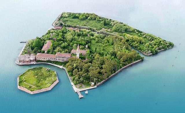 Arhitektonski konkurs uređenja univerzitetskog ostrva u Veneciji