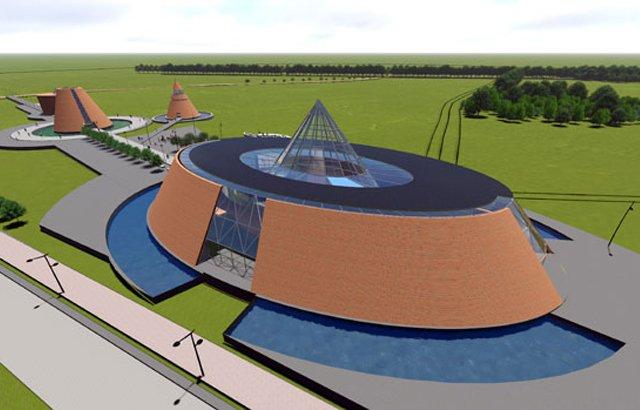 Kako će izgledati Memorijalni centar Donja Gradina