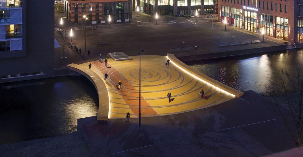 Trg na mostu: Neobično rešenje pasarele u Amsterdamu