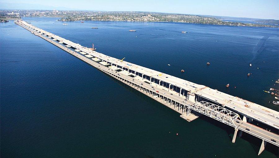 Sagrađen najduži pontonski most na svetu od 2.350 metara